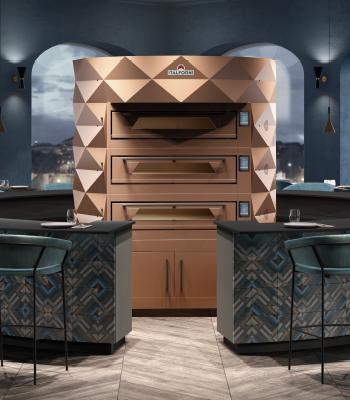 Forno elettrico e design: l'estetica Italforni detta legge in cucina